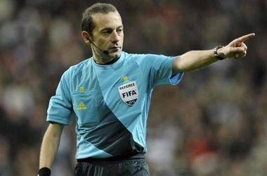 Финал Лиги чемпионов доверили судить турку