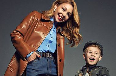 Тина Кароль хочет отправить маленького сына учиться заграницу