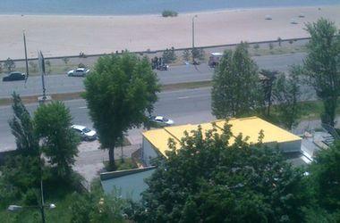 Смертельное ДТП в Запорожье: легковушка влетела в мотоцикл