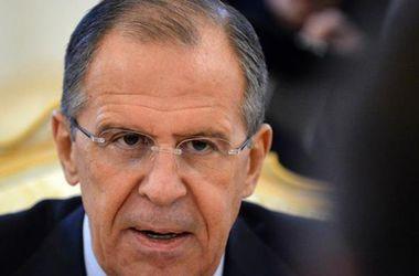 Лавров сомневается в перспективах членства Украины в ЕС и НАТО