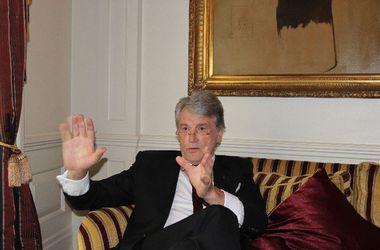 Ющенко: Население вынесло из украинских банков 20 миллиардов долларов