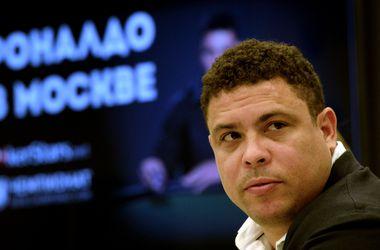 Бразилец Роналдо раскритиковал зарплату тренера сборной России Капелло