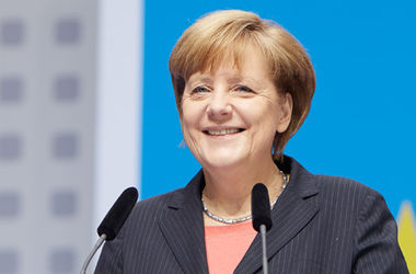 <p>Ангела Меркель. Фото: facebook.com/AngelaMerkel</p>