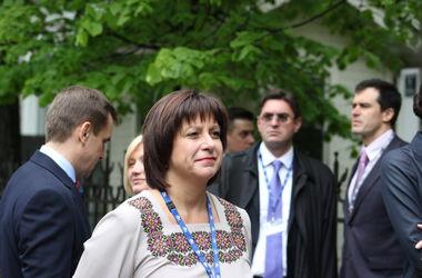 Яресько: Украина получит 600 млн евро из макрофинансовой помощи ЕС сразу после саммита в Риге