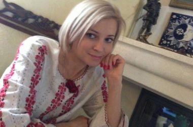 """""""Няша"""" Поклонская охотно носила вышиванку"""