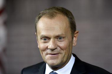 """ЕС стремится к развитию отношений со всеми шестью странами """"Восточного партнерства"""" - Туск"""