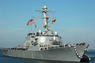 <p>Ross (DDG 71). Фото: United States Navy / Wikimedia</p>