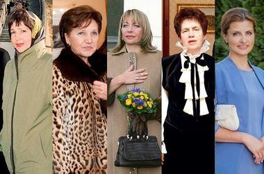 Стиль первых леди Украины: от ярких нарядов до строгости и аскетизма