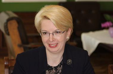 Интервью спикера сейма Латвии Инары Муриеце: Латвийское общество выразило огромное желание помочь Украине