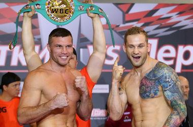 Григорий Дрозд защитил титул чемпиона мира по версии WBC