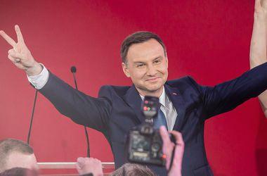 """Лидер президентской гонки в Польше хочет продолжить """"дело"""" Качинского - СМИ"""