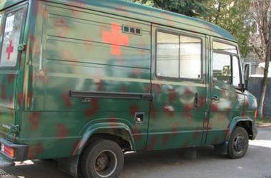 На границе с Россией боевики расстреляли автомобиль медиков, есть жертвы