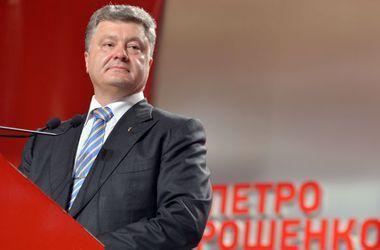 Порошенко увидел, как в Украине начали появляться справедливые суды