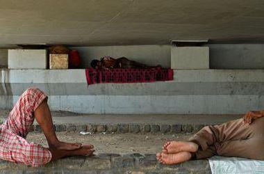 Число жертв неистовой жары в Индии растет огромными темпами