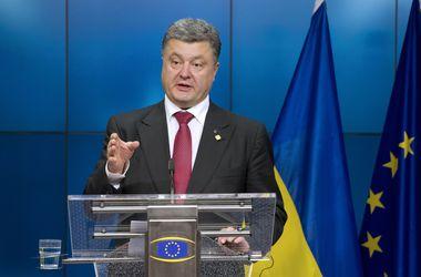 """Порошенко рассказал, когда в Киев приедет """"последняя оценочная миссия ЕС"""" по безвизовому режиму"""