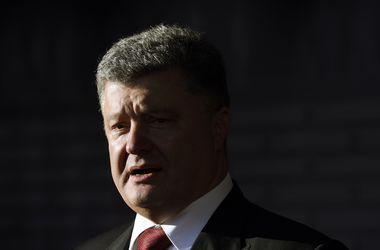 Жителей Донбасса на оккупированной территории я воспринимаю как пленных – Порошенко