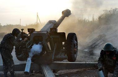 В результате обстрела боевиками Счастья ранен мирный житель