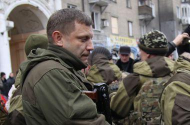 Лидер боевиков Захарченко заболел до конца июля