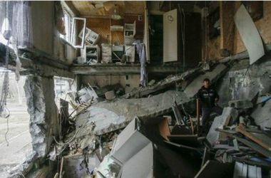 Обстановка в Горловке: погибшие жители и техника боевиков