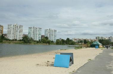 На киевском озере утонул мужчина