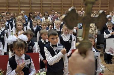 В Украине появятся религиозные детсады, школы и университеты