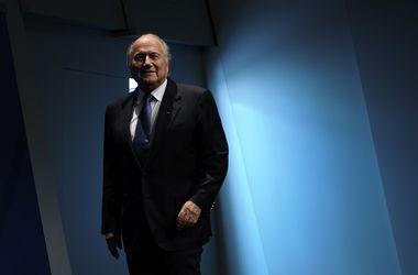 Зепп Блаттер неожиданно ушел с поста президента ФИФА