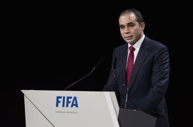 Принц Иордании снова будет баллотироваться на пост главы ФИФА