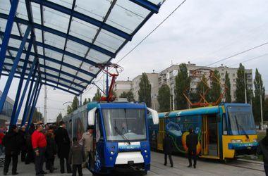 В Киеве движение скоростных трамваев восстановлено - КГГА