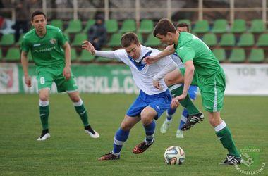 На матч чемпионата Украины U-19