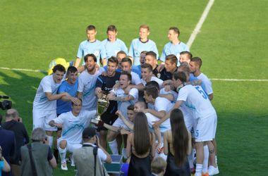 Украина уступила в финале турнира памяти Валерия Лобановского