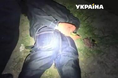 В Харькове задержан диверсант с самодельными минами
