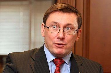 Луценко уверен, что боевиков на Донбассе необходимо посадить на