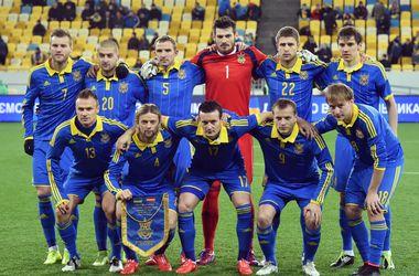 Украина продолжает падение в рейтинге ФИФА