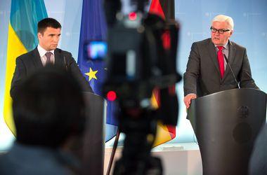 Климкин обсудил со Штайнмаером состояние выполнения Минских договоренностей