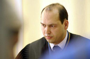 Прокуратура завершила расследование уголовного дела против судьи Вовка