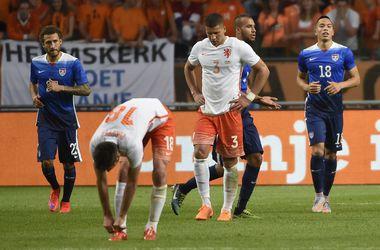 Сборная США забила Голландии четыре мяча в товарищеском матче
