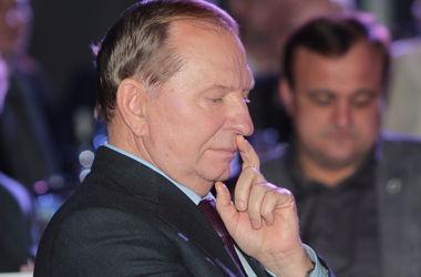 Кучма сожалеет, что Тальявини уходит с поста спецпредставителя главы ОБСЕ по Украине