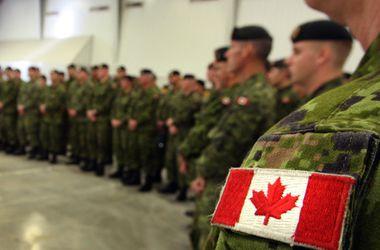 Канада отправит в Украину своих военных