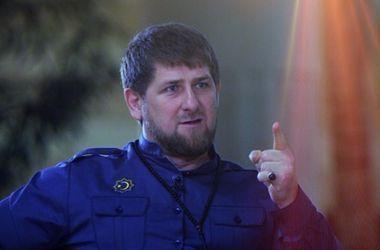 Кадырову сломали ребро