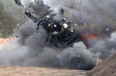 В Луганской области подорвался водитель трактора