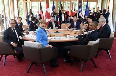 Саммит G-7: мир продлил санкции против России