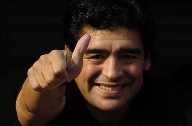 Диего Марадона хочет стать вице-президентом ФИФА