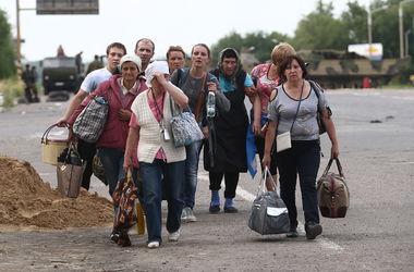 С возобновлением боев в Украине увеличилось количество переселенцев - ООН