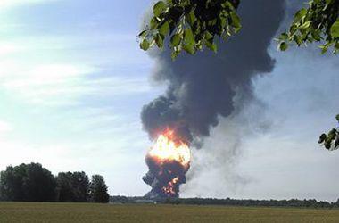 Пожар под Киевом может спровоцировать кислотные дожди - эколог
