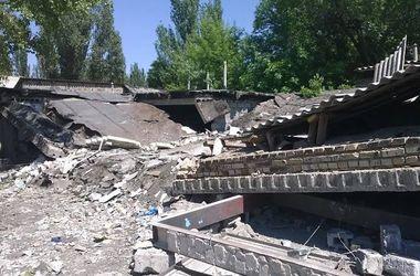Последствия обстрелов Горловки: раненые жители и разрушенные дома