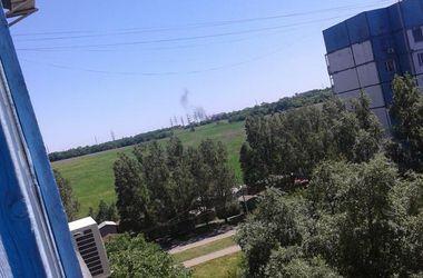 В Донецке прогремел очередной мощный взрыв