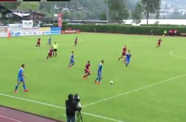 Онлайн видеотрансляция матча Чехия - Украина (до 21 года)