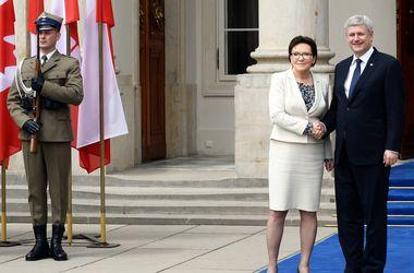 Премьеры Польши и Канады назвали главную цель санкций против РФ