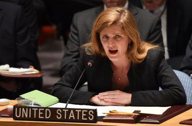 В Киев прибыла представитель США в ООН Саманта Пауэр