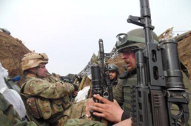 """В Широкино погиб боец полка """"Азов"""""""